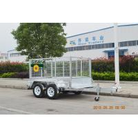 Buy cheap Fully Welded Tandem Trailers- GN-BT85W from wholesalers