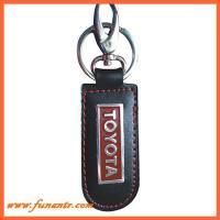 Wholesale PK-044Fashion Leather Keyring from china suppliers