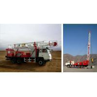 Buy cheap Hydraulic + Mechanical XJ550 Oilfield Workover Rigs With CAT3408DITA / C-15ATAAC from wholesalers