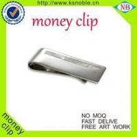 Wholesale Ungrouped metal die cast metal money clip from china suppliers