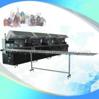 Wholesale DX-S104 Four Color Screen Printing Machine from china suppliers