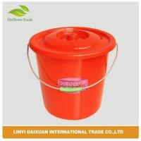 Wholesale Durable plastic bucket with lid from china suppliers