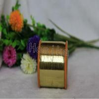 Wholesale M Type Metallic Yarns M Type Gold Metallic Yarn for Embroidery M4 from china suppliers