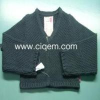 Buy cheap Apparel Processing Services children knitted sweater product