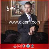 Buy cheap Apparel Processing Services Bespoke top class fashional noble suit for business men product