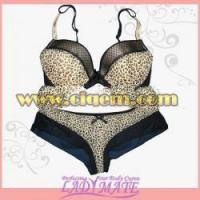 Buy cheap Apparel Processing Services Padded bra and lingerie sexy product