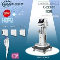 Wholesale FU4.5-2S 2014 Newest-tech hifu acne treatment beauty equipment with CE china supplier from china suppliers