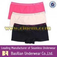 Wholesale Apparel Processing Services Seamless woman underwear from china suppliers