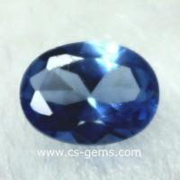 S-04 Lab Created Spinel F106#