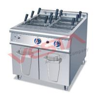 Buy cheap Cookmaster(33) Product  Gas Pasta Cooker with Double Tank and Cabinet from wholesalers