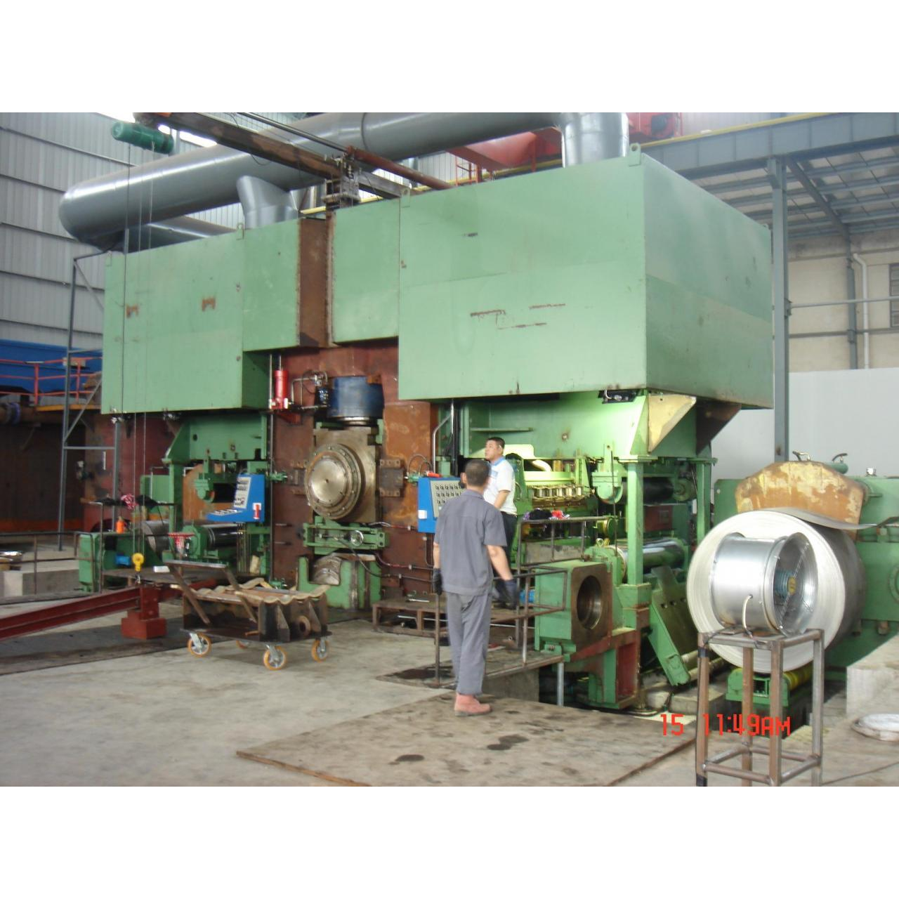 Buy cheap Partial eight roller mill from wholesalers