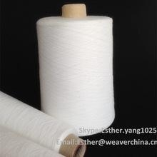 Quality Virgin 100% spun polyester yarn count 30/1 for sale