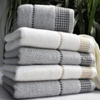 Wholesale 100% cotton solid color every size bath towel from china suppliers
