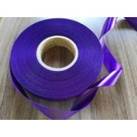 Wholesale Fashion ribbon, high quality apparel,100% Polyester woven satin ribbon double faced from china suppliers
