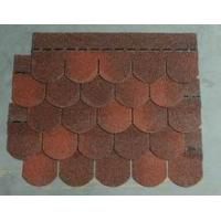 Buy cheap Fish Scale Bitumen Shingle for Mobile House / Living Conditions from wholesalers
