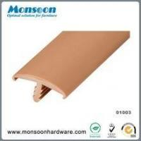 Wholesale Soft PVC edge banding T- profiles for desk for furniture accessories from china suppliers