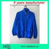 Wholesale invisble hood waterproof jackets for sport girls women clothing from china suppliers