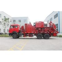 Buy cheap Fracturing Truck from wholesalers