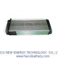 Buy cheap 48V 10Ah Electric Bike Lithium Battery Pack With Control Box from wholesalers