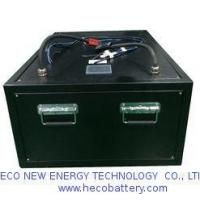 Buy cheap 10KWh Lithium Battery Bank for Solar / Wind Power System , 48V 300AH LiFePO4 Batteries from wholesalers