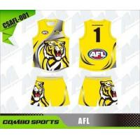 Buy cheap Heavy fabric sublimated pro neck AFL guernsey from wholesalers