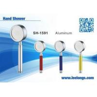 Buy cheap Aluminum Alloy Metal Rain Replacement Shower Head With Handheld from wholesalers