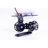 Wholesale Multicopter Gimbal 2-Axis Brushless Gimbal +Gopro Hero 3 Fixing Band for FPV from china suppliers