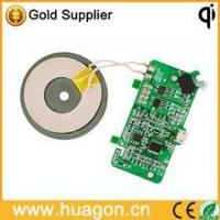 Buy cheap High quality qi charger module best custom service from wholesalers