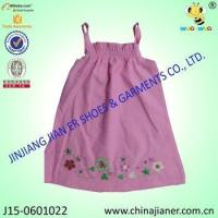Wholesale new arrival cheap sleeveless wholesale baby dress modern from china suppliers