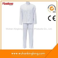 Buy cheap Kitchenwear Long Sleeve Solid Color Chef Uniform from wholesalers
