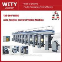 Wholesale 2015 Auto Register Gravure Printing Machine price from china suppliers