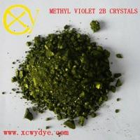 Wholesale Basic MethylViolet2B Crystals / Powder C.I.BasicViolet1 from china suppliers