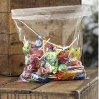 Buy cheap LDPE film wd2004 Clear Self-Sealing Poly Bag from wholesalers