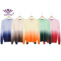 Buy cheap Sweater Dyeing Product name: Knit garment hanging with processing from wholesalers