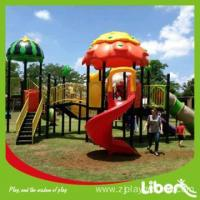 Buy cheap Playground Manufacturer Liben New Product Used Commercial Outdoor Kids Games for sale from wholesalers