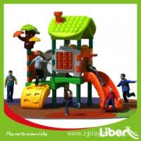 Buy cheap Cute Design Full Plastic Outdoor Mini Game Playground Equipment in Canada from wholesalers