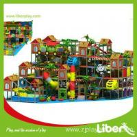 Buy cheap China EU Standard Funny Kids Indoor Playground Equipment for sale Manufacturers from wholesalers