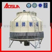 Buy cheap 125T round low noise plastic and frp cooling tower price from wholesalers