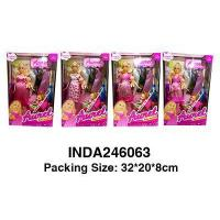 Buy cheap Pregnant Doll w/ baby dolls & stroller 4asst Item No.: INDA246063 from wholesalers