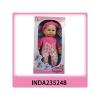 "16"" Baby Doll (cotton body) with 4 Sounds IC Item No.: INDA235248 Manufactures"
