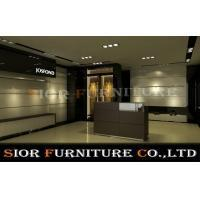 Fashion Wood Cloth Store Fixtures