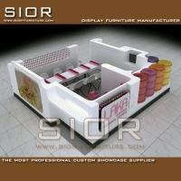 Buy cheap Boutique Style Nail Beauty Kiosk for nail polish from wholesalers
