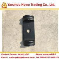 Buy cheap Trailer suspension parts casting cover plate/pad from wholesalers