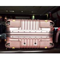 Wholesale 2016 shanghai factory luggage with retractable from china suppliers