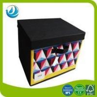 Wholesale best selling high quality non woven foldable storage box from china suppliers