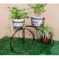 Buy cheap Metal Bicycle Plant Stand from wholesalers