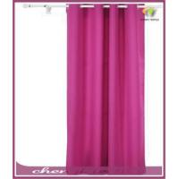 Buy cheap Grommet Top Thermal Insulated Curtain with Backside Silver Backing to Reflect SunlightsPanel,Rose from wholesalers