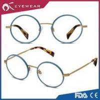 Wholesale NEW ARRIVAL Wholesale handmade brand optical eyeglass frame from china suppliers