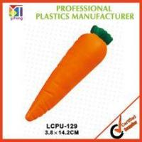 Wholesale 2013 Fashion Gift,carrot Shaped PU Stress Ball from china suppliers