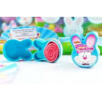 Buy cheap cotton Bubble Gum & Chewing Gum 171113 bunny box with gum roll from wholesalers